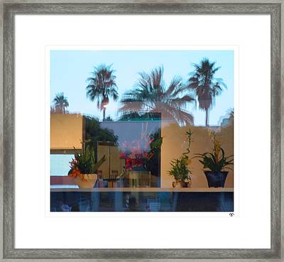 Grand Opening Framed Print by Stan Magnan