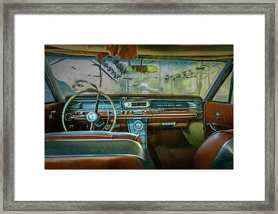 Grand Prix Framed Print