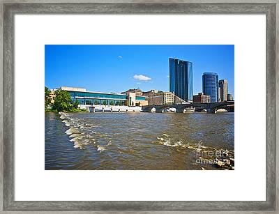 Grand Rapids Mi-6 Framed Print by Robert Pearson