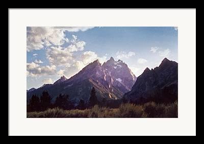Awe Inspiring Framed Prints