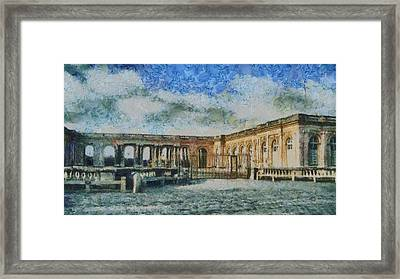 Grand Trianon Framed Print by Aaron Stokes