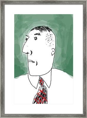 Grandad Lived Thru The Great Depression Framed Print