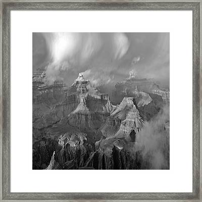 Grandcanyon 210 Framed Print by Ingrid Smith-Johnsen