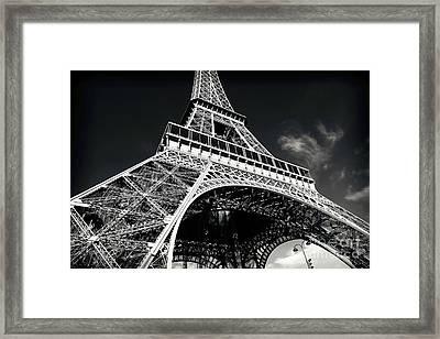 Grandest Tower Framed Print