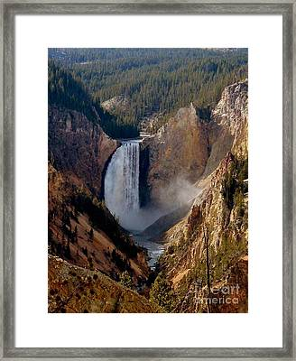 Grandeur Framed Print