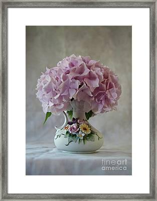 Grandmother's Vase   Framed Print
