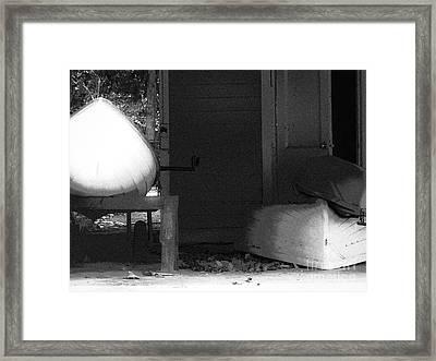 The Three Dinghys Framed Print