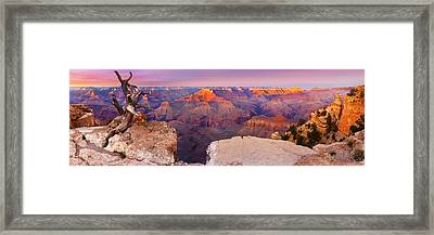Grandscape - Craigbill.com - Open Edition Framed Print by Craig Bill