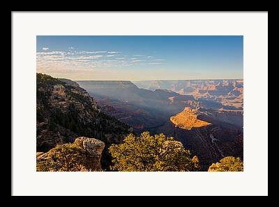 Grandview Framed Prints
