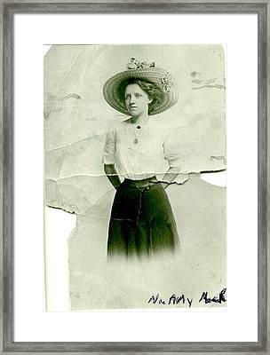 Granmother Helen, Jackel's Daughter Framed Print