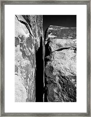 Grapevine Hills No. 2 Framed Print by Al White