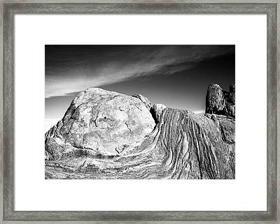 Grapevine Hills No. 3 Framed Print by Al White