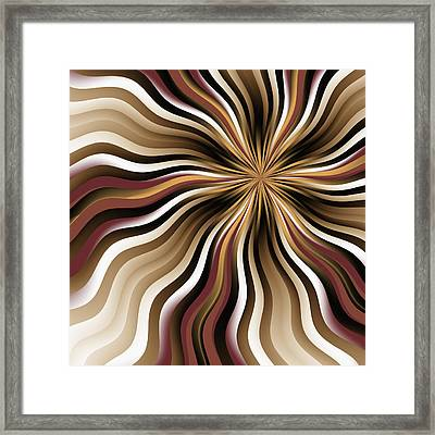 Graphic Design Framed Print