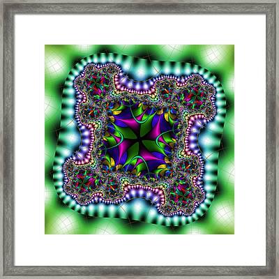 Grapperana Framed Print
