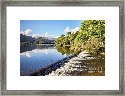 Grasmere, Lake District National Park Framed Print by Colin and Linda McKie