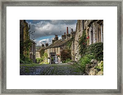 Grassington Framed Print by Yorkshire In Colour
