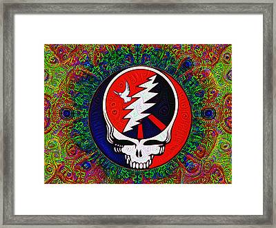 Grateful Dead Framed Print