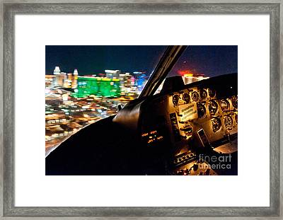 Gratuities Greatly Appreciated Framed Print by Andy Smy