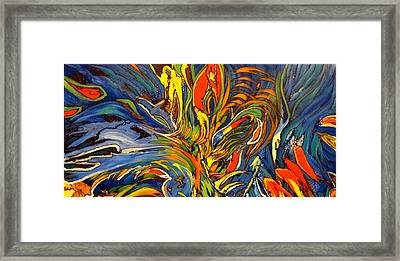 Gravity Two Framed Print