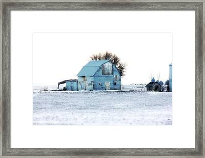 Grays Framed Print by Julie Hamilton