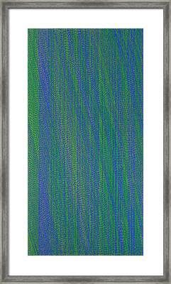 Grbl79 Framed Print by Joan De Bot