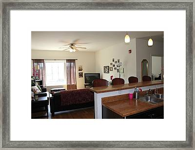 Great Apartments For Rent In Dothan, Al Framed Print by William Harry