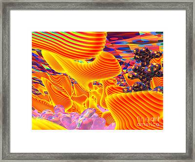 Great Art 3a Framed Print by Terry Anderson