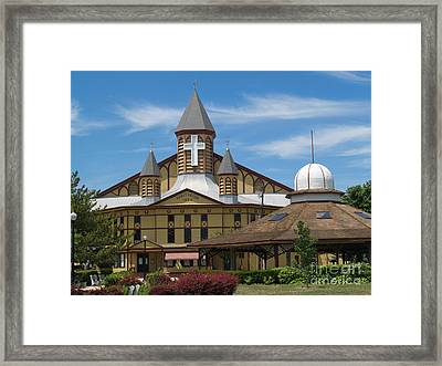 Great Auditorium Of Ocean Grove New Jersey Framed Print