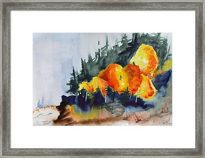 Great Balls Of Fire Framed Print