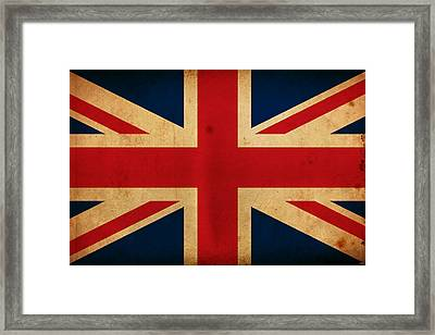 Great Britain Framed Print by NicoWriter