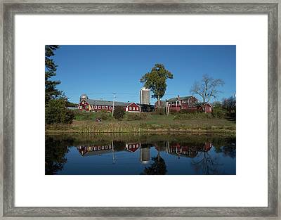 Great Brook Farm Framed Print