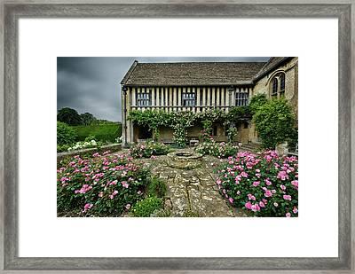 Great Chalfield Manor Framed Print