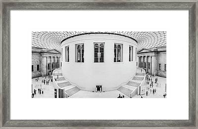 Great Court Framed Print