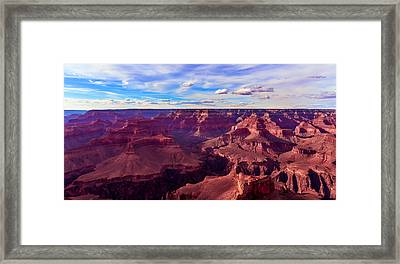 Great Grand Canyons Framed Print