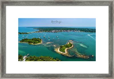 Great Harbor Framed Print