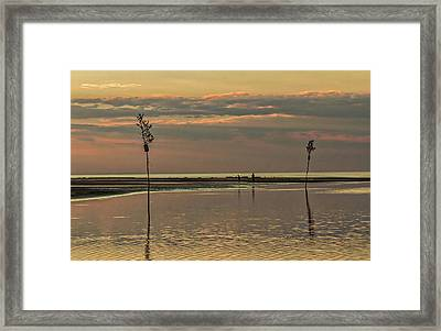 Great Moments Together Framed Print by Patrice Zinck