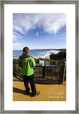Great Ocean Road Destinations Framed Print by Jorgo Photography - Wall Art Gallery