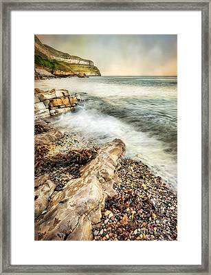 Great Orme Coast Framed Print
