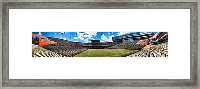 Great To Be A Florida Gator Framed Print by Dean Traiger