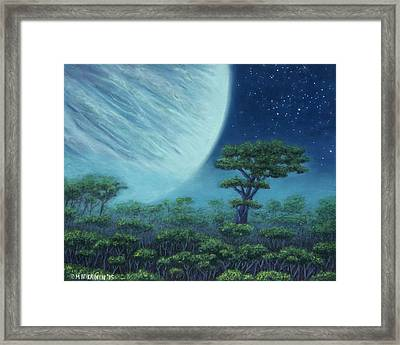 Great Tree 01 Framed Print