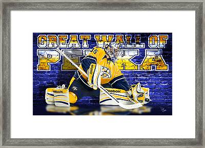 Great Wall Framed Print by Don Olea