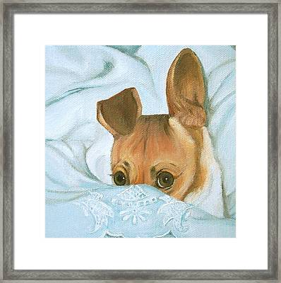 Greatness Framed Print by Irene Corey