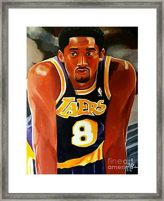 Greatness Part2 Framed Print