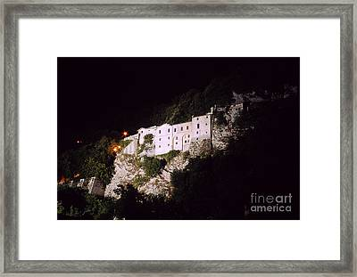 Greccio Monastery I Framed Print by Fabrizio Ruggeri