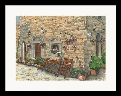 Chios Framed Prints