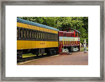 Green Bay #106 High Ball Framed Print