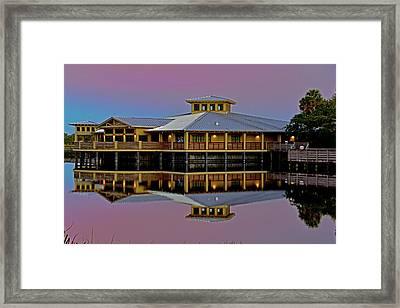 Green Cay Nature Center Framed Print