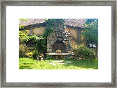 Green Dragon Inn Photo Framed Print