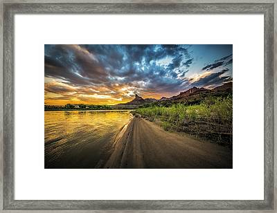 Green River, Utah 2 Framed Print