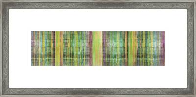 Green Spirit Framed Print by Ab Stract